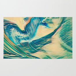 Sandy Waves Rug