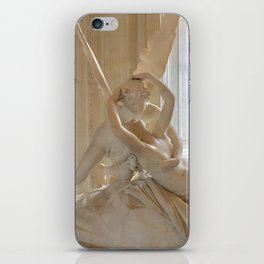 A Kiss is so Complicated iPhone Skin