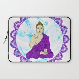 Buddha Lace  Laptop Sleeve