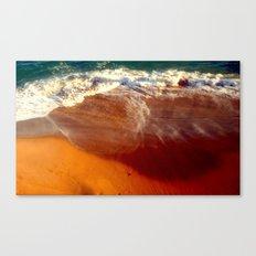 Ocean Trauma Canvas Print