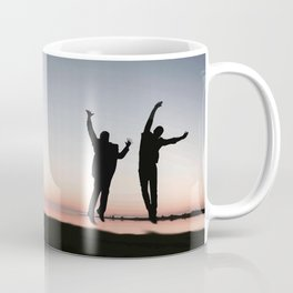 Sunset Jump Coffee Mug