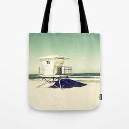 Tower 23 Tote Bag