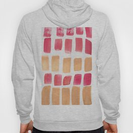 26 | 190321 Watercolour Abstract Painting Hoody
