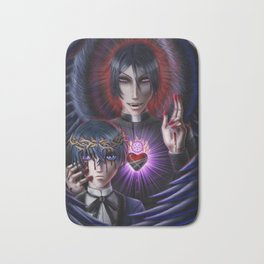 Take Me To Church Bath Mat