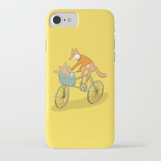 FOX ON BIKE Slim Case iPhone 7