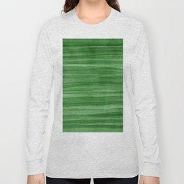 Beautiful Green Long Sleeve T-shirt