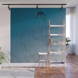 Parakite Cool 1 (hexa tiles) Wall Mural