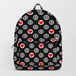 I love bitcoin Backpack