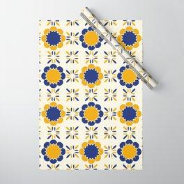 Lisboeta Tile Wrapping Paper