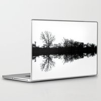 mirror Laptop & iPad Skins featuring Mirror by Mark Alder