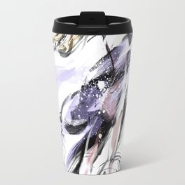 Fashion Painting #3 Travel Mug
