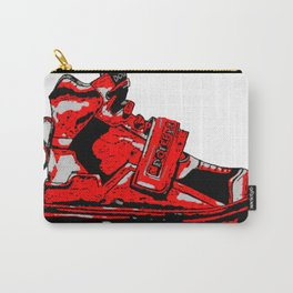 Red and blue shoe Carry-All Pouch