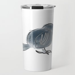 Black Crow Travel Mug