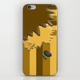 Shades of Brown 2 iPhone Skin