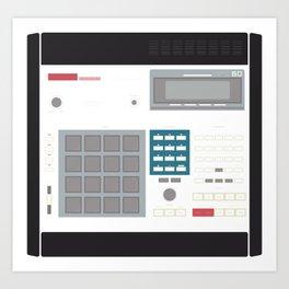 Mpc-60 Art Print