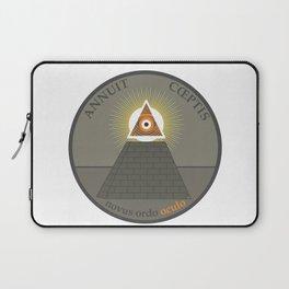 novus ordo oculo Laptop Sleeve