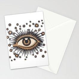 Vintage Eye Stationery Cards