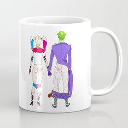 LOVE is no BUTT Joke Coffee Mug