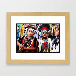 Taos N8tives Framed Art Print