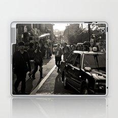 Streets of Kiyomizu Temple, Kyoto Laptop & iPad Skin