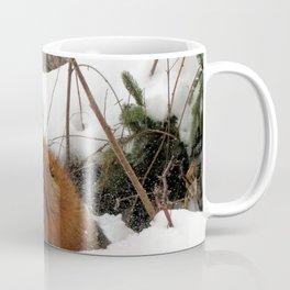 Fox Floof Coffee Mug