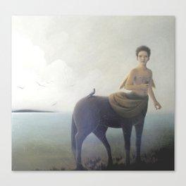 Early morning on Aquaferia II Canvas Print