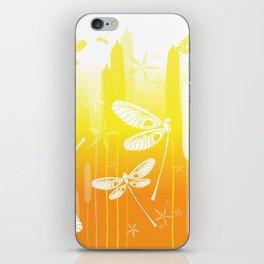 CN DRAGONFLY 1015 iPhone Skin