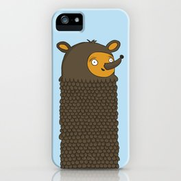 Tall Bear iPhone Case