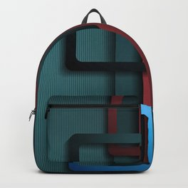 Abstract Nightscapes Backpack