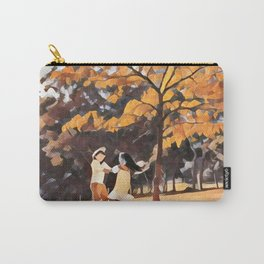 Happy Siblings Carry-All Pouch