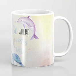 Little Mermaid Coffee Mug