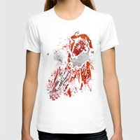 carnage T-shirts featuring Carnage - Spider-man by SEANLAR94