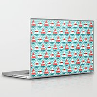 boat Laptop & iPad Skins featuring Boat by Valendji