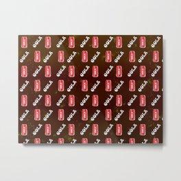 Cola Metal Print