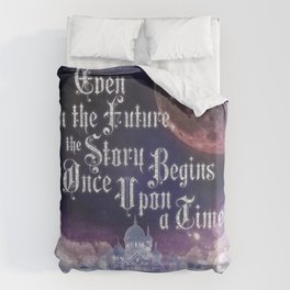 Cinder - Once Upon a Time Duvet Cover