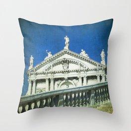 Chiesa - Venice Throw Pillow