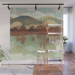 Lakeside Wall Mural