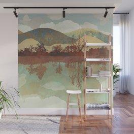 Lakeside Wall Mural