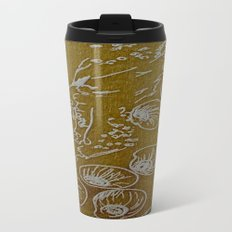 Shells Metal Travel Mug