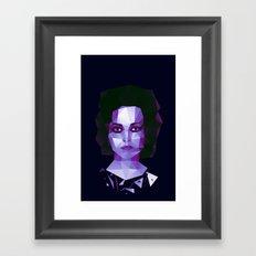 Fight club - Marla Framed Art Print