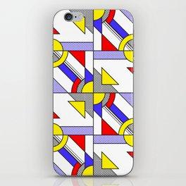 Pop Art Pattern iPhone Skin