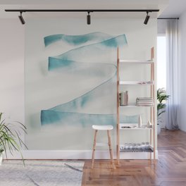 Abstract forms Wall Mural