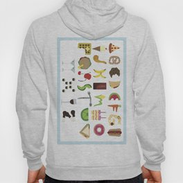 Eat Your ABCs Hoody