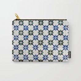 Vintage Portuguese tiles Carry-All Pouch