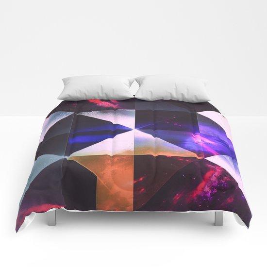 wwyte rybbyt Comforters