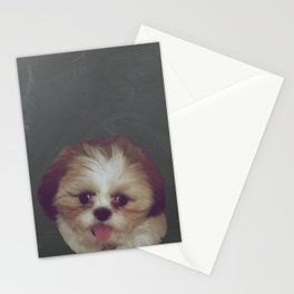 Little Pup Stationery Cards