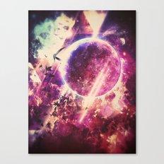 rysyng dyscynt Canvas Print