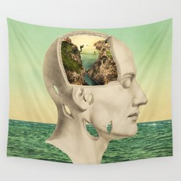 Peace of Mind Wall Tapestry