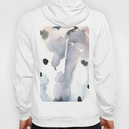 Abstract Watercolor Energy Bodies 3 Hoody