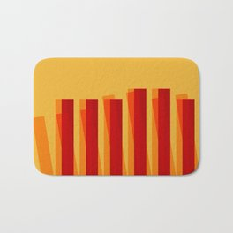 Summer Sky Bath Mat